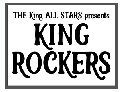 「KING ROCKERS」 THE King ALL STARS Acoustic Set × GLIM SPANKY